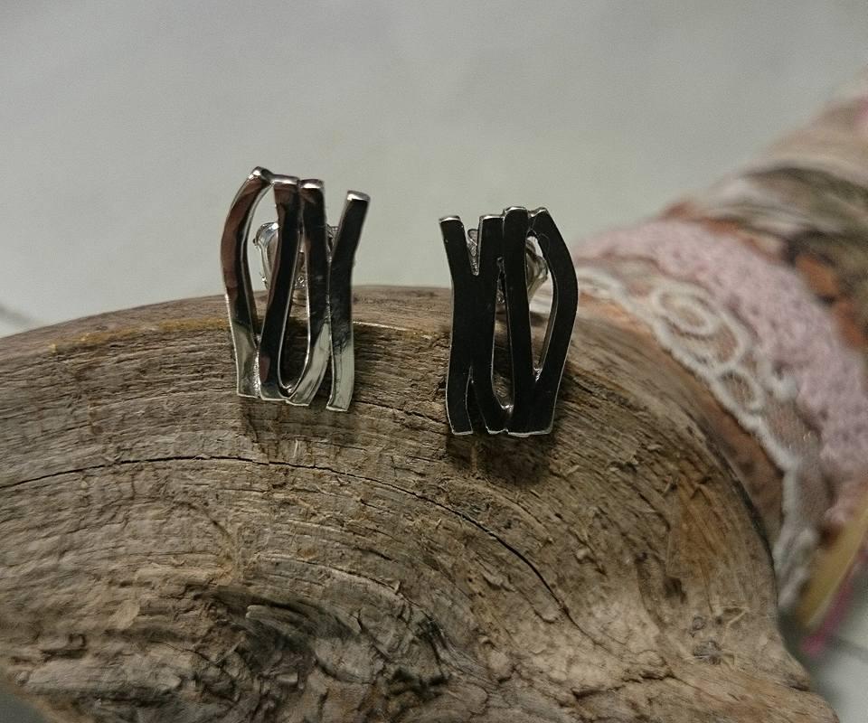 el-trebol-de-4-joyas-de-autor-pendientes-plata-coleccion-lineas